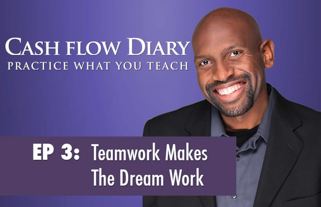 CFD 003 – Teamwork Makes The Dream Work