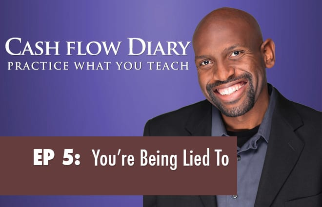 CFD 005 – You're Being Lied To