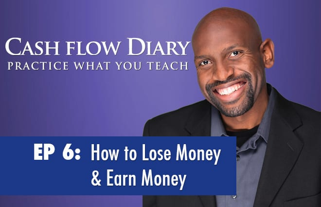 CFD 006 – How to Lose Money & Earn Money