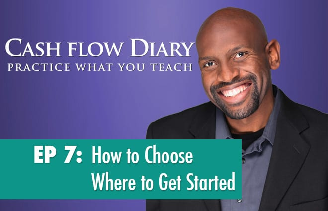 CFD 007 – How to Choose Where to Get Started
