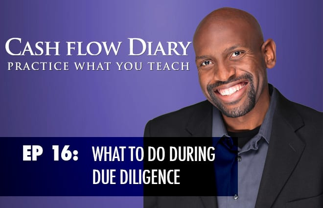 CFD 016 – What To Do During Due Diligence