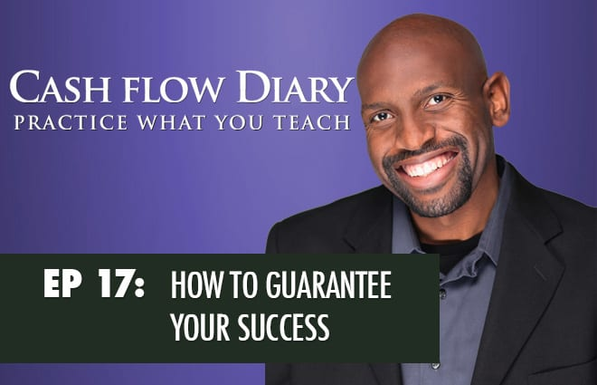 CFD 017 – How To Guarantee Your Success