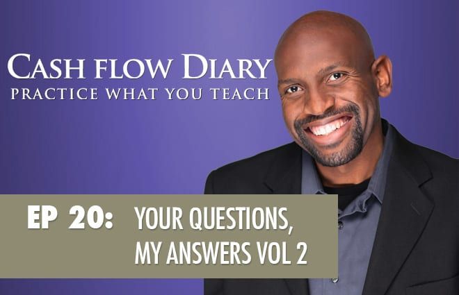 CFD 020 – Your Questions, My Answers Vol. 2