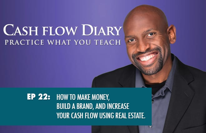 CFD 022 – How to Make Money, Build a Brand, and Increase Your Cash Flow Using Real Estate