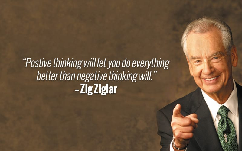 Paying Tribute To Motivational Maestro Zig Ziglar Is an Honor and Privilege!