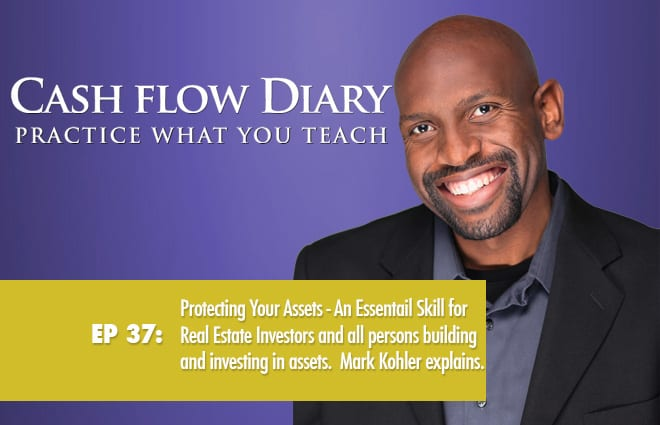 CFD 037 – Protecting Your Assets – An Essential Skill for Real Estate Investors.
