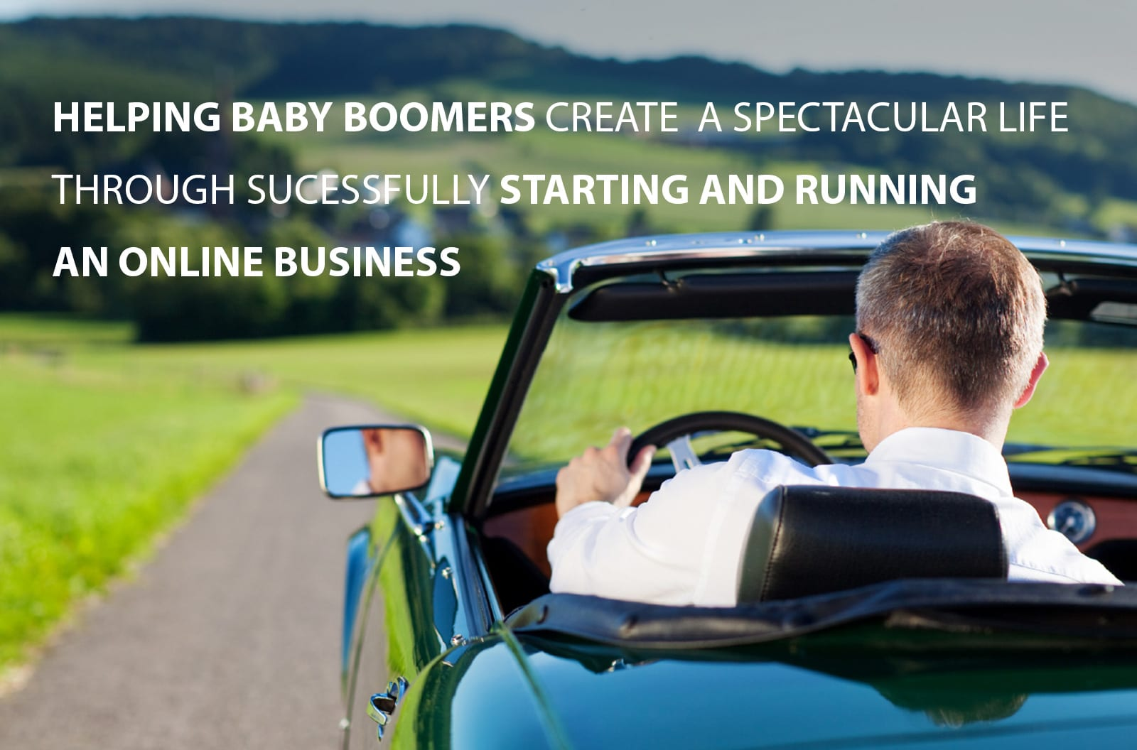 My Time with Charlie Poznek:  Talking about Baby Boomers Cash Flowing Their Way to Retirement