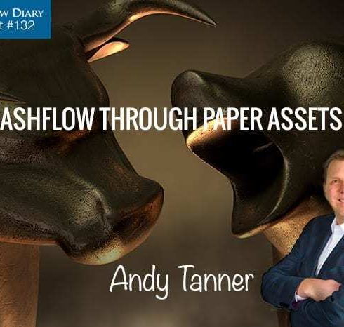 Andy Tanner Learned to Drum Up Cashflow in New and Different Ways