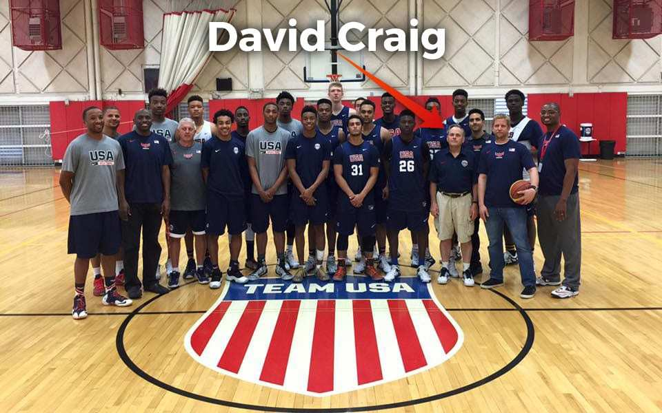 J Massey USA Basketball David Craig
