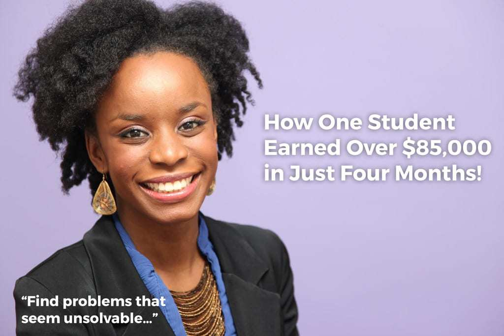 How One Student Earned Over $85,000 in Just Four Months!