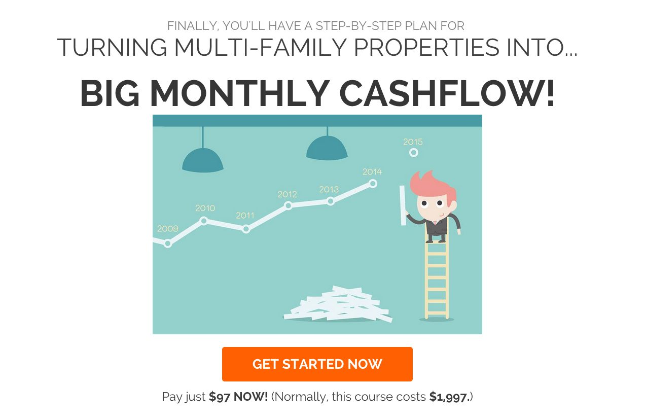 multifamily moguls sales page