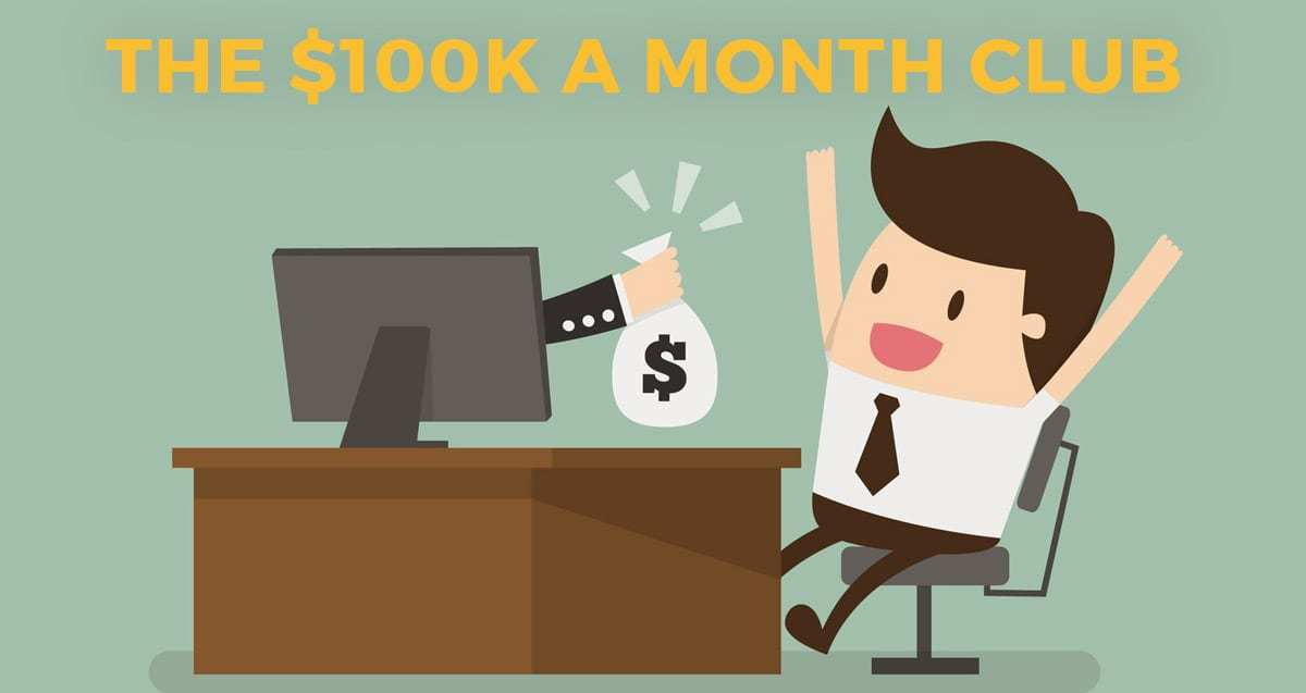 $100K-in-a-Month: A Tribute to True Action-Steppers