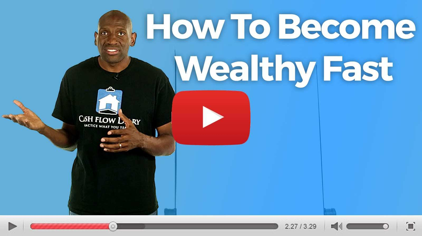 I want to become wealthy