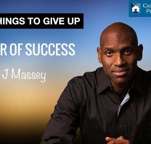 8 THINGS TO GIVE UP - Fear of Success