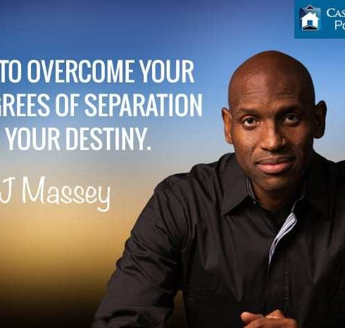 CFD 263 - How to Overcome Your 6 Degrees of Separation from your Destiny.