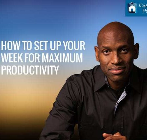 How to Set Up Your Week for Maximum Productivity