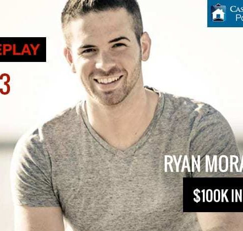 REPLAY - Ryan Moran Learned to Correct His Course to Reach Big Cashflow Shores