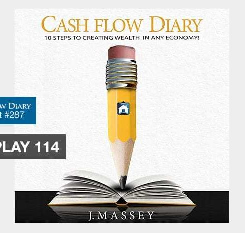 Listen to the First Parts of the Cash Flow Diary Audio Book Right NOW!