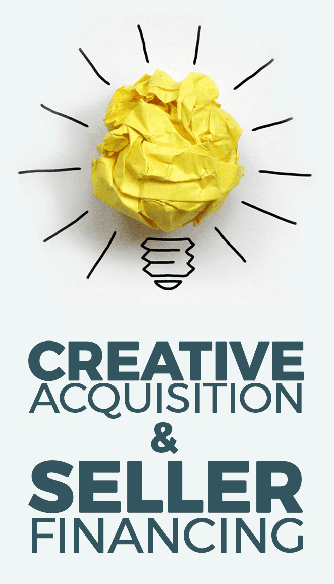 Creative Acquisitions Sidebar