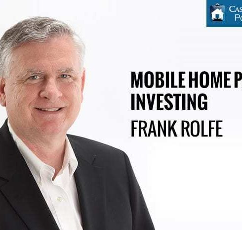 We teach mobile home park investing