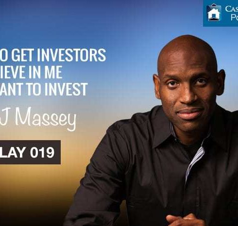 How to get investors to believe in me and want to invest