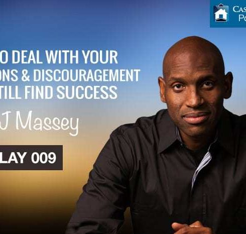 How to Deal with Your Emotions & Discouragement and Still Find Success