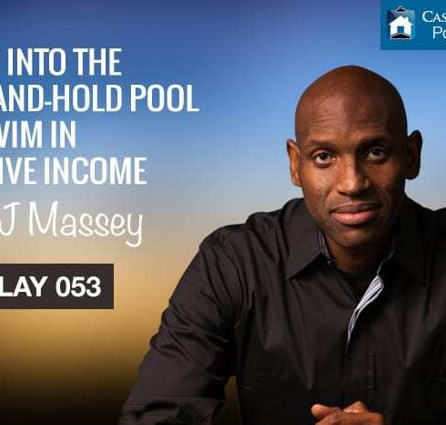 Jump into the Buy-and-Hold Pool to Swim in Passive Income! - J. Massey