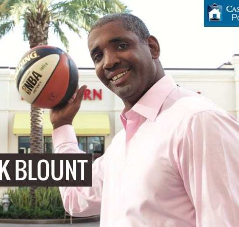 Don't just sit on the sidelines. Be a part of the game with Mark Blount