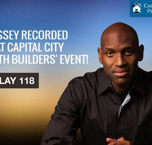 J. Massey Recorded LIVE at Capital City Wealth Builders' Event!