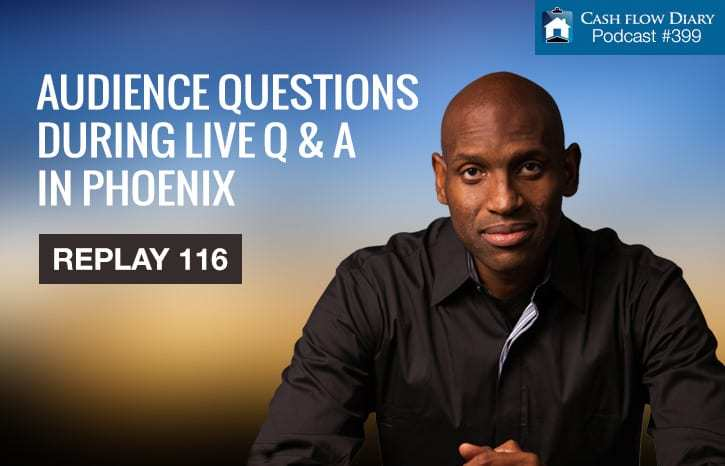J. Massey Answers Audience Questions During Live Q & A in Phoenix!