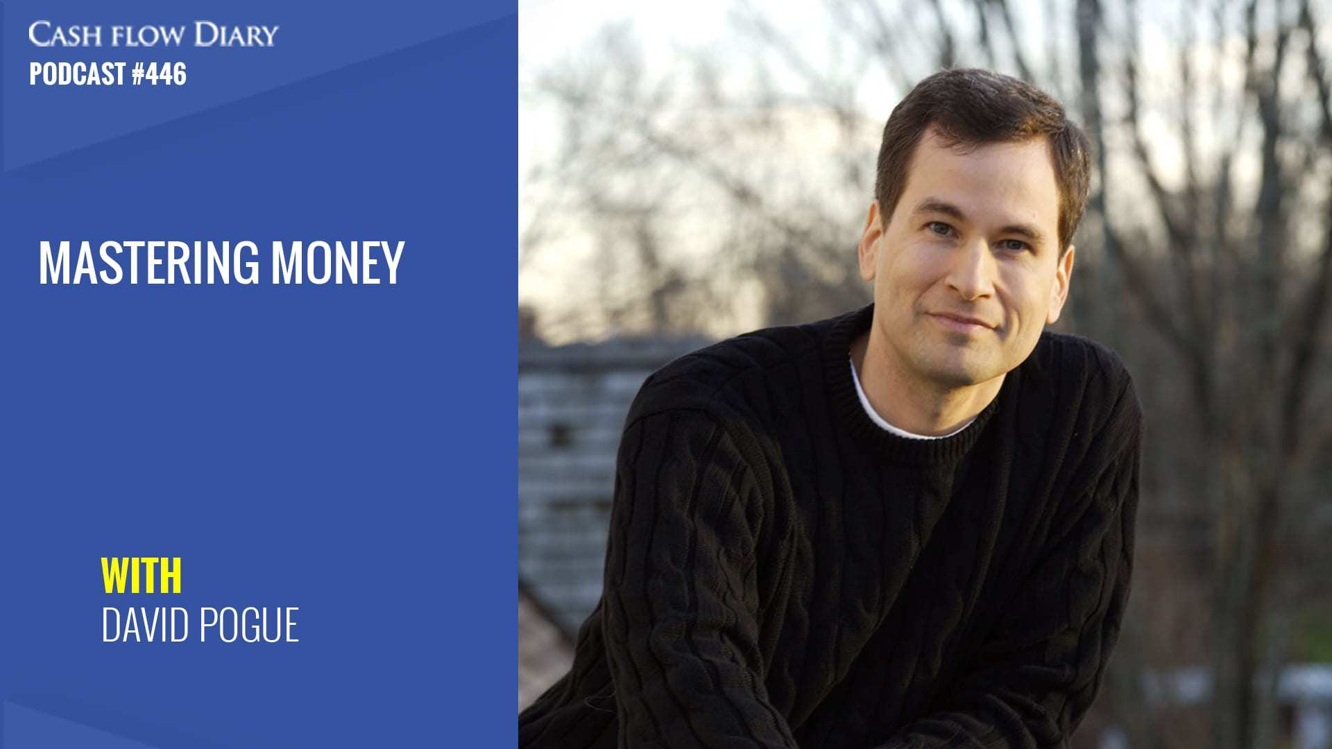 Mastering Money with David Pogue