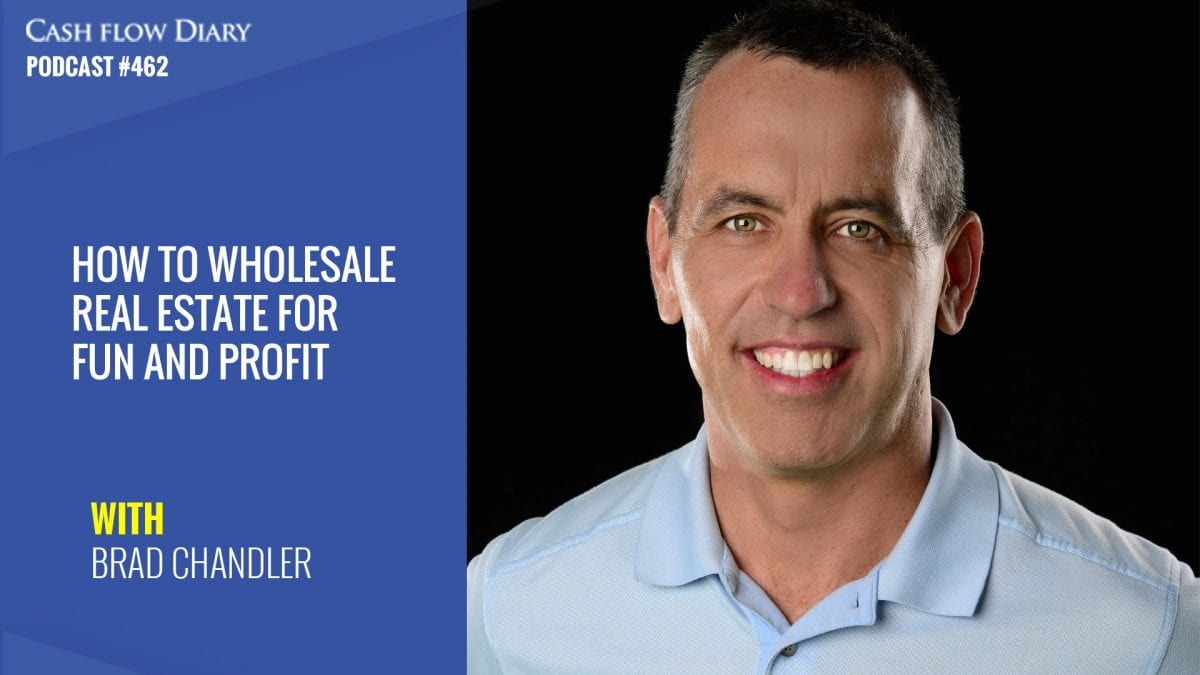 CFD 462 – How To Wholesale Real Estate For Fun And Profit