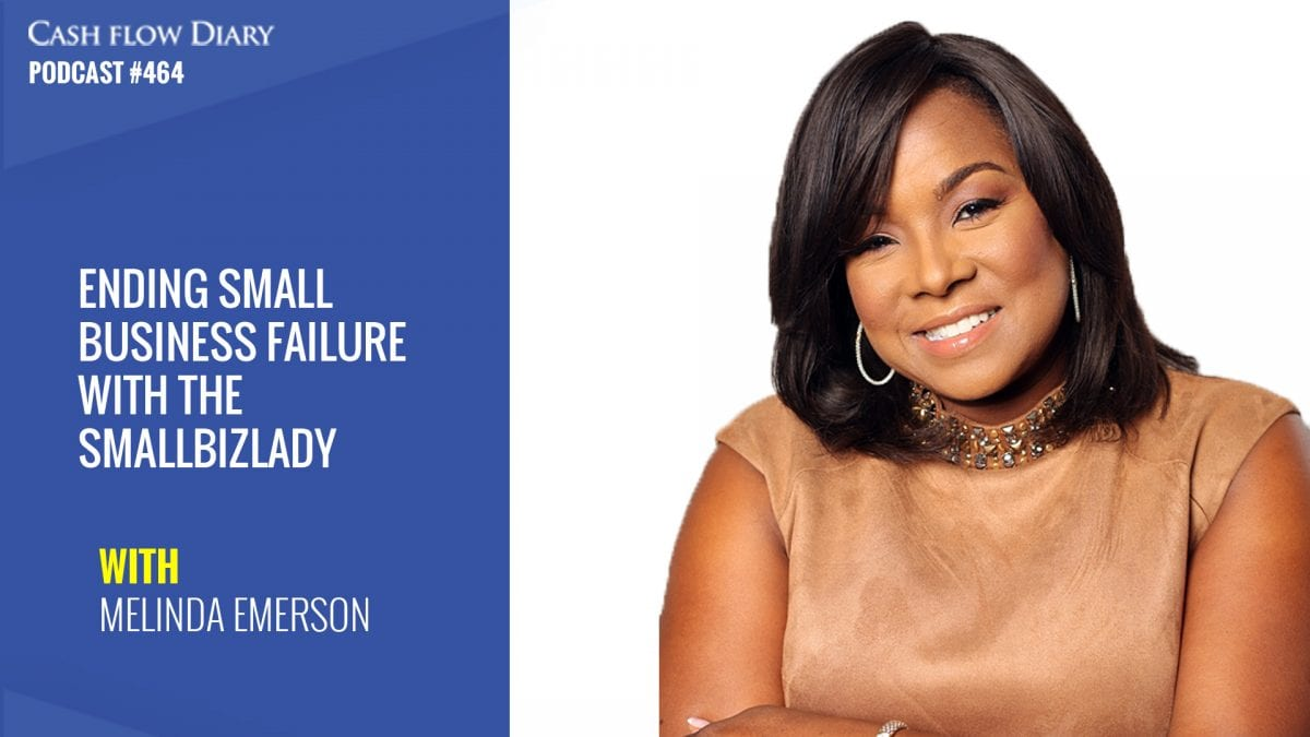 CFD 464 – Ending Small Business Failure With The SmallBizLady