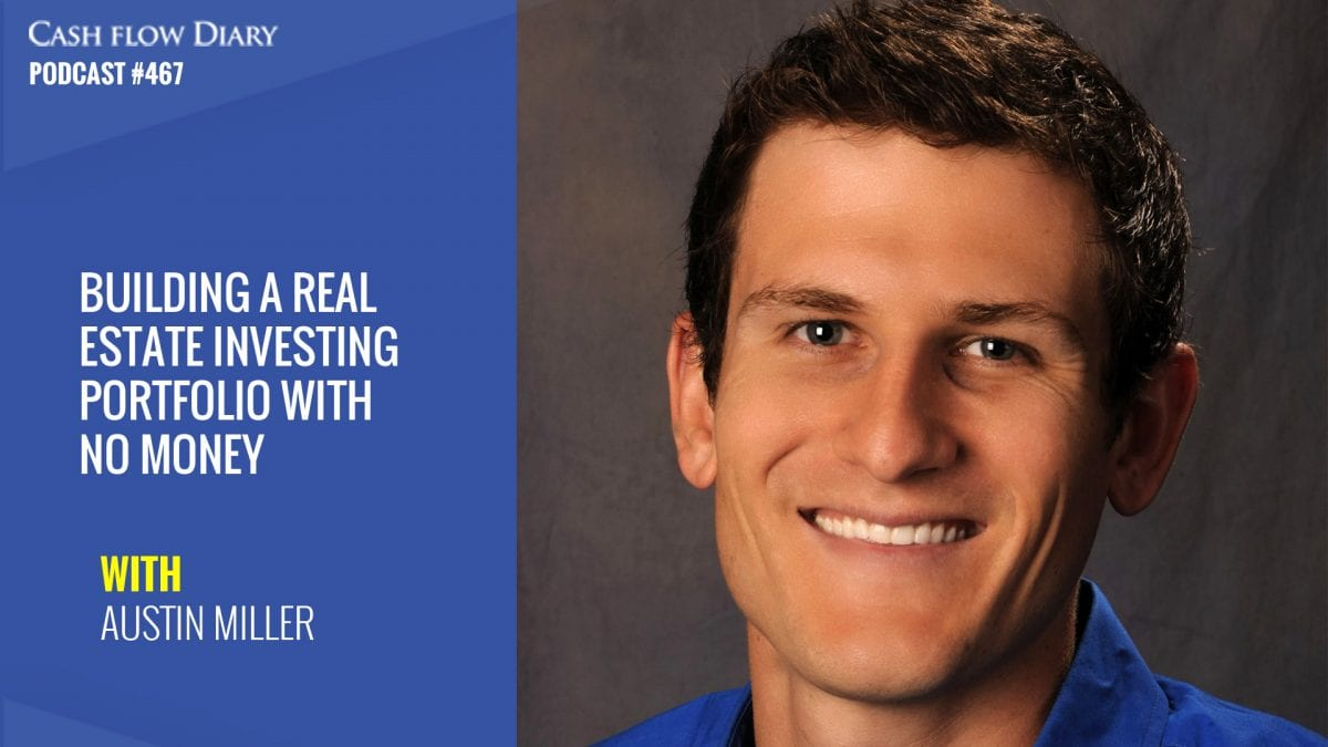 CFD 467 – Building A Real Estate Investing Portfolio With No Money