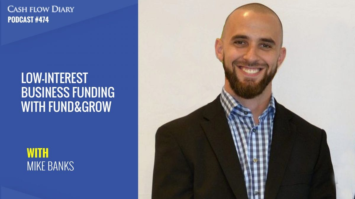 CFD 474 – Low Interest Business Funding With Fund&Grow