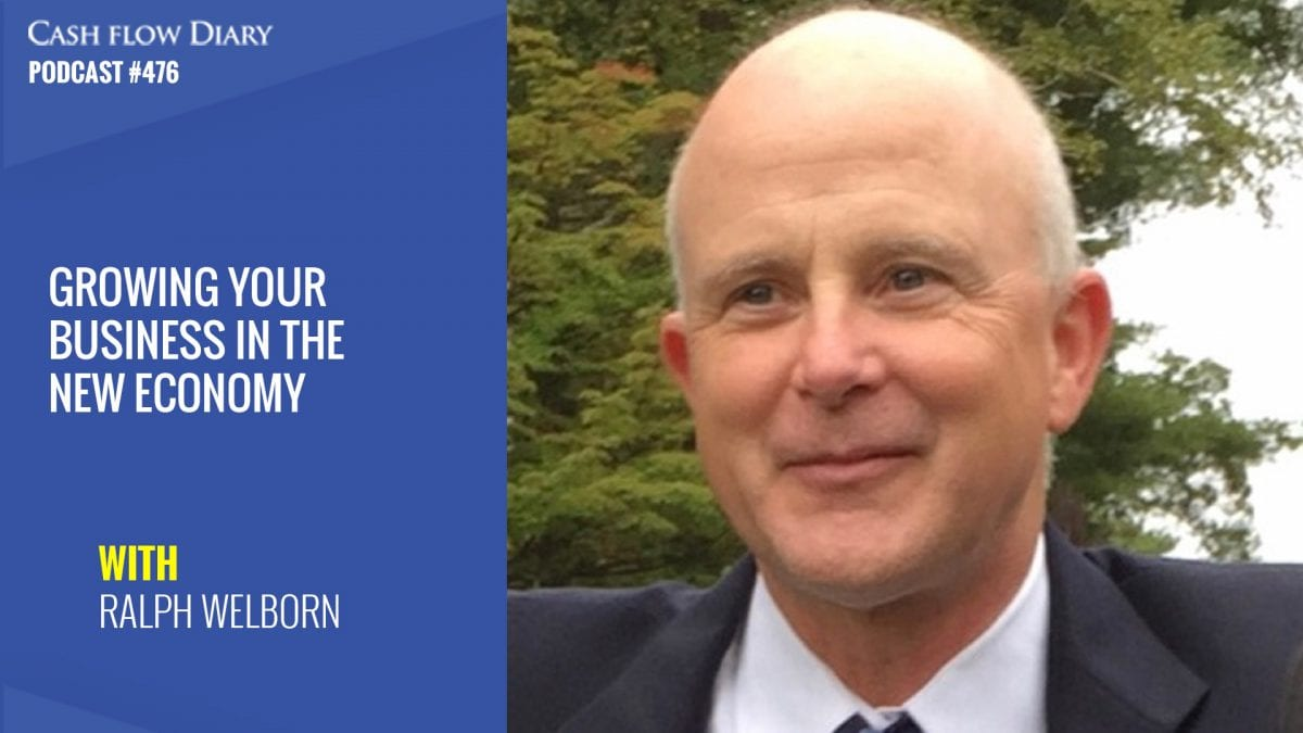 CFD 476 – Ralph Welborn On Growing Your Business In The New Economy