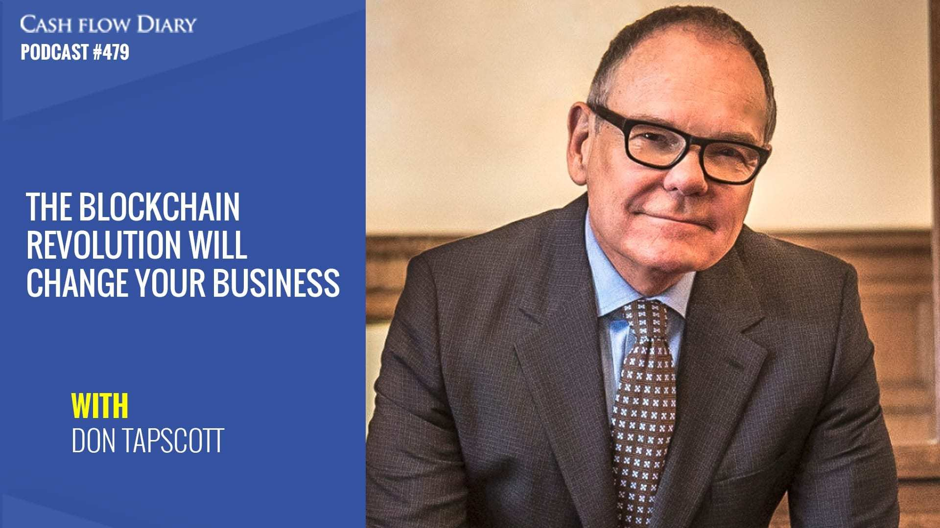 The Blockchain Revolution Will Change Your Business