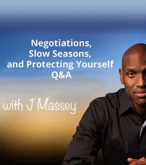 negotiations slow seasons and protecting yourself
