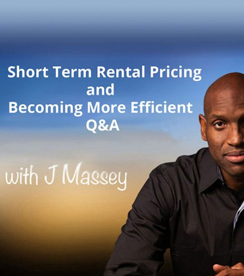 short term rental pricing and becoming more efficient