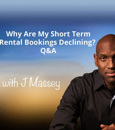 why are my short term rental bookings declining